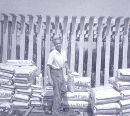 Jorgen (John) Olsen 1965