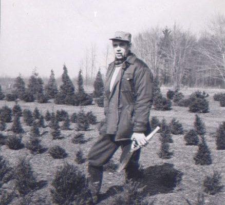 Jorgen Olsen pruning c.1965
