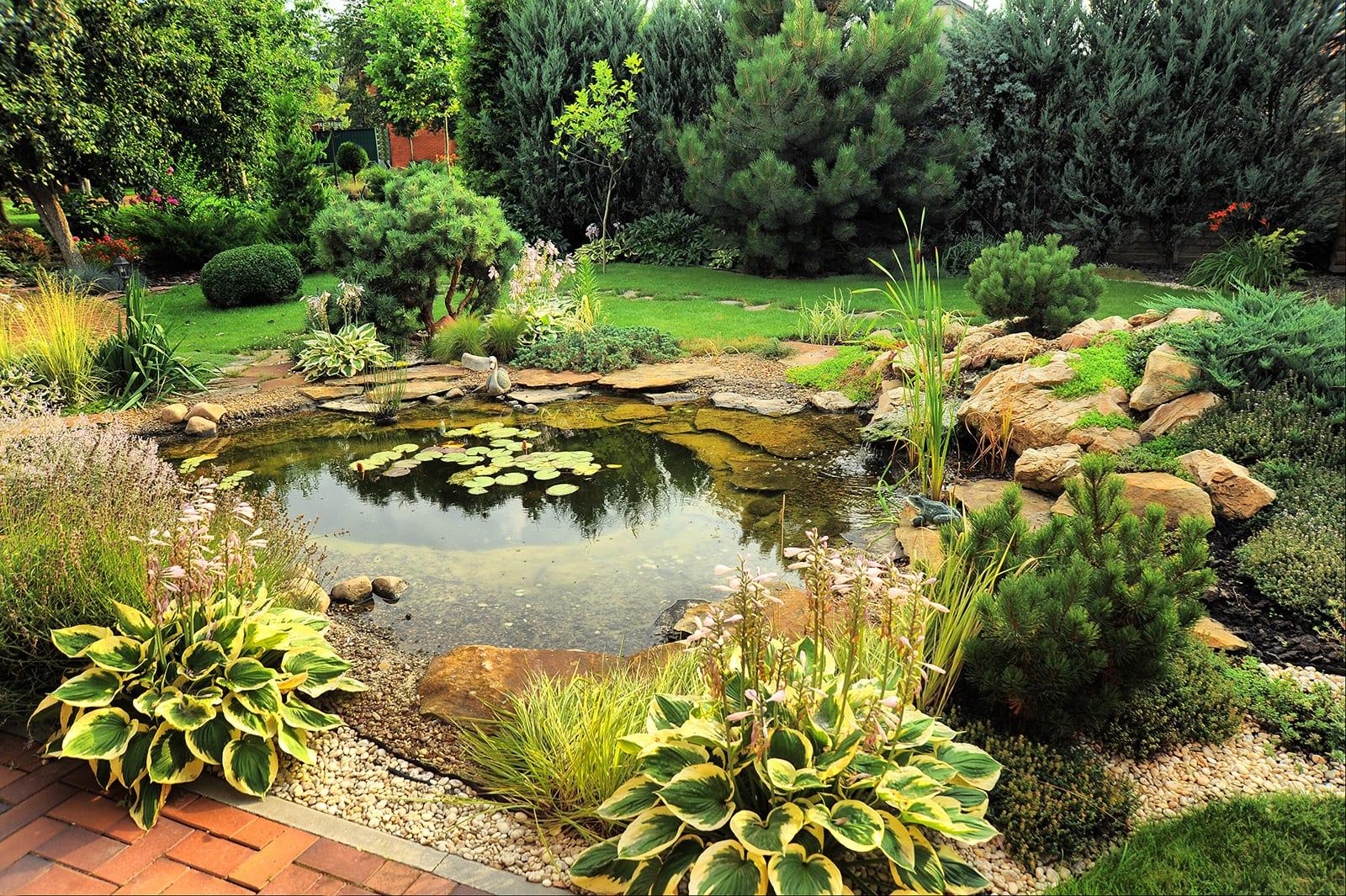 Landscape design planning and installation royal city for Landscape design and installation