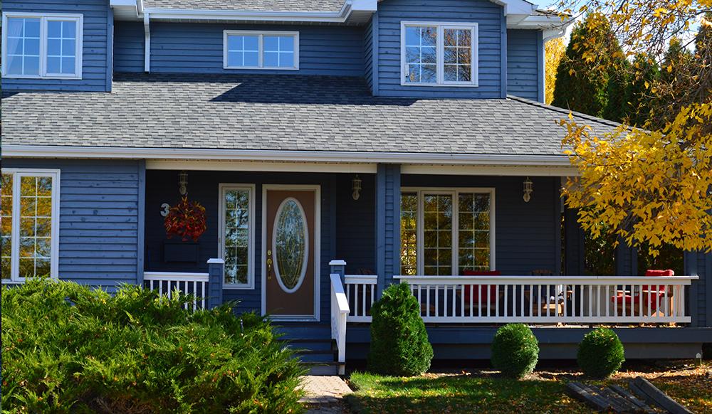 landscape design home exterior