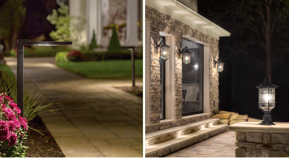 royal city nursery guelph benefits of lighting your landscape walkway patio lights